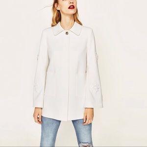 Zara Frock Coat